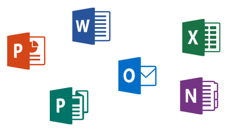Icones Office 365